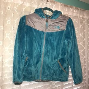 Barely used kids north face jacket